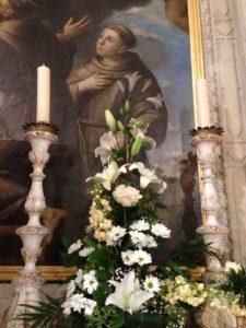 sv Ante oltar