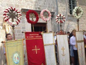 Križi u Matici