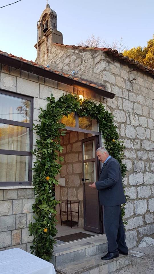 Sv. Nikola u Dračevu Selu, 6. XII. 2017.