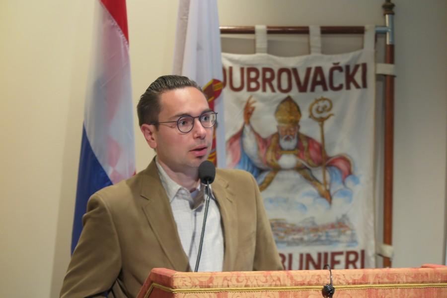 Večer Dubrovačkih trombunjera s kojima počinje i završava Festa sv. Vlaha