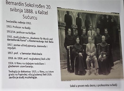 """Predavanje o fra Bernardinu Sokolu """"Život u kutiji OZN-e"""""""