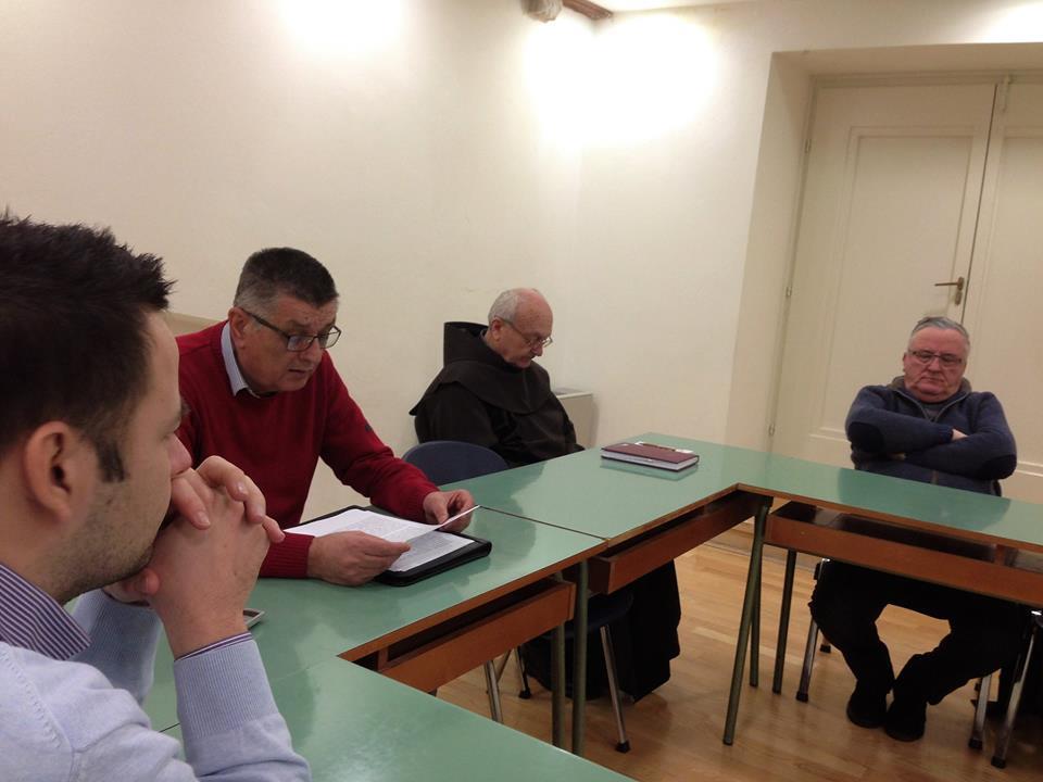 Duhovna obnova franjevaca Dubrovačke biskupije bila je 28. veljače 2018. u Samostanu Male braće u Dubrovniku