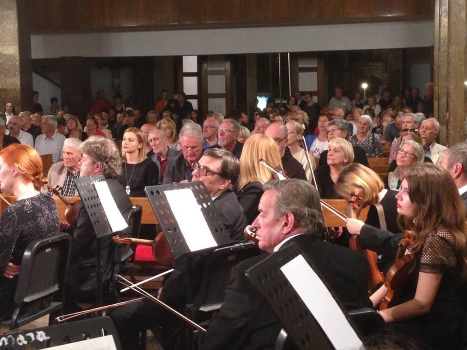 Dani fra Bernardina Sokola su otvoreni koncertom skladbi Angelus i Missa Jubilaris