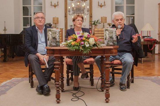 Ogranak Matice hrvatske u Dubrovniku predstavio je 25. travnja novi broj svog časopisa za književnost i znanost Dubrovnik br. 1/2018.