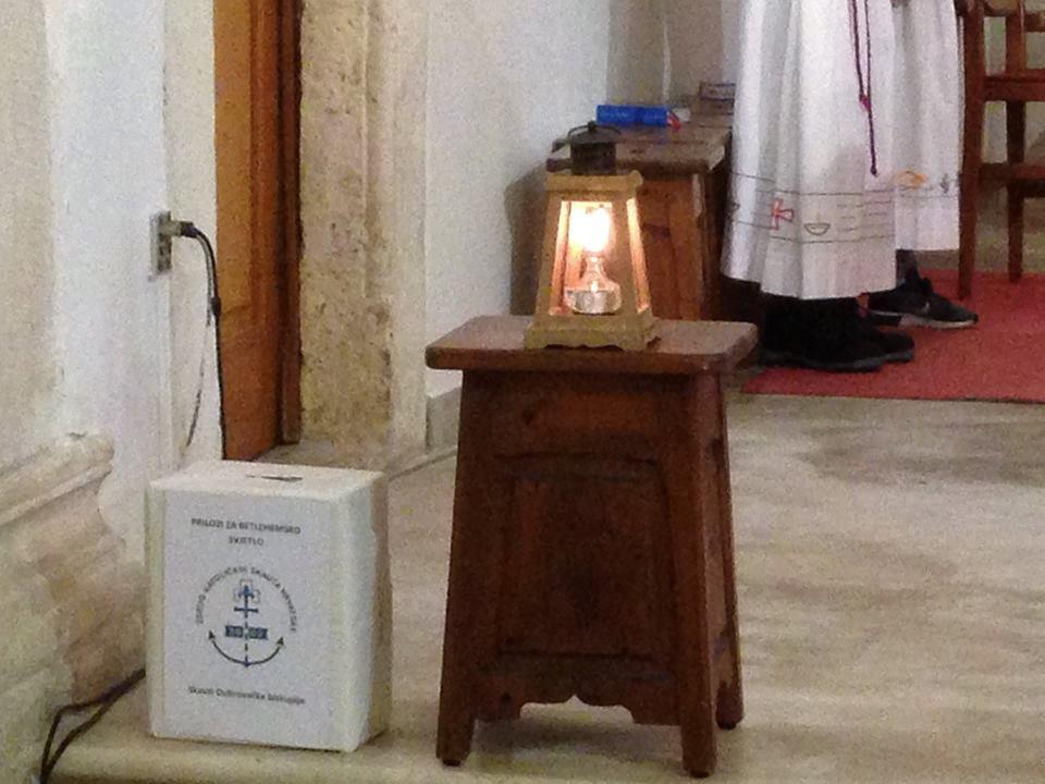 Betlehemsko svjetlo mira stiglo u Rožat