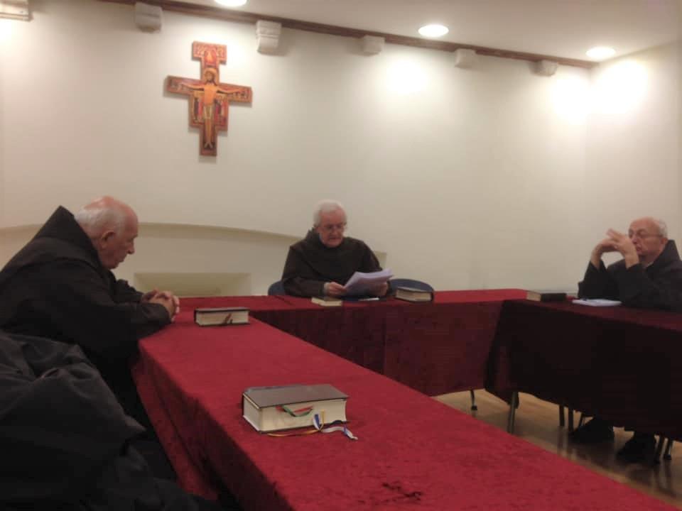 Duhovne vježbe u Male braće u Dubrovniku