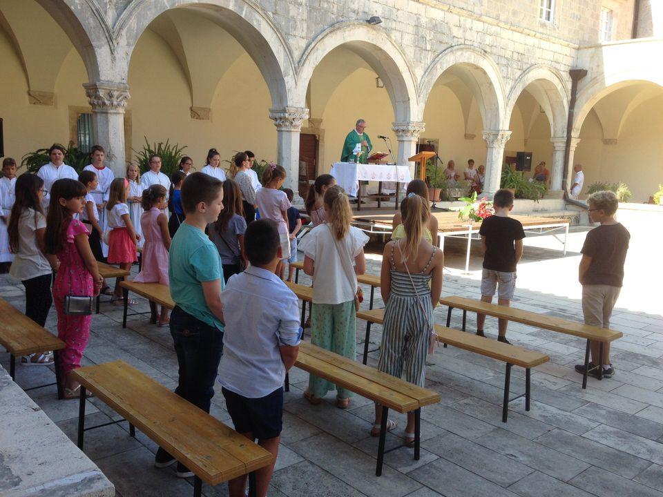 13. rujna 2020. Mise u Samostanu i Šumetu