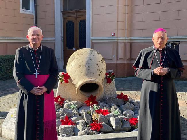 Riječki nadbiskup koadjutor mons. Uzinić imenovan apostolskim upraviteljem Dubrovačke biskupije