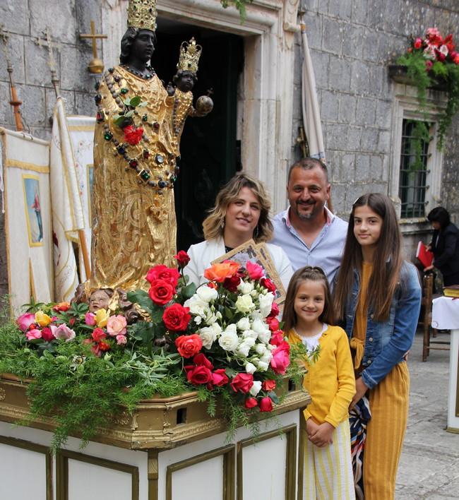 Molitva Majci Božjoj od Loreta, da se vrati u Hrvatsku
