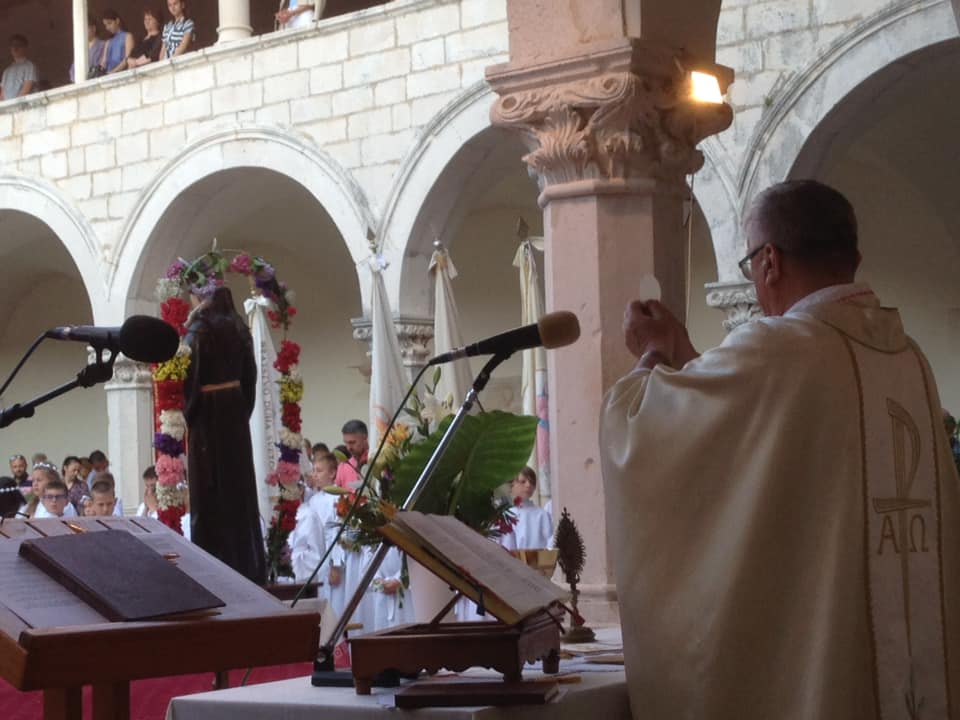 Proslava svetkovine sv. Antuna u Rožatu, 13. lipnja 2021.