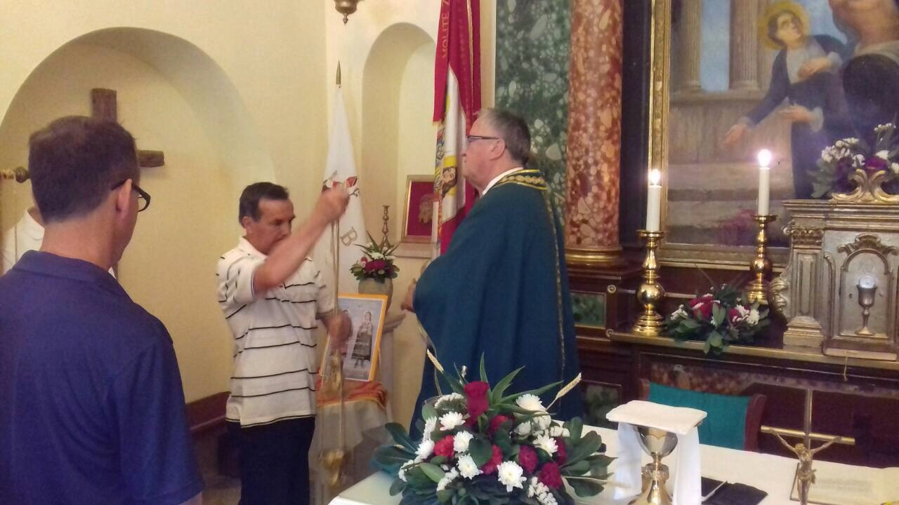 18. lipnja 2017. u crkvici sv. Kuzme i Damjana nova kadionica