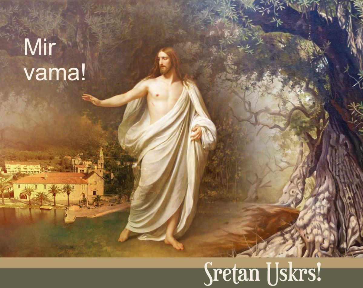 Sretan Uskrs župljanima i svim pratiteljima naše stranice!