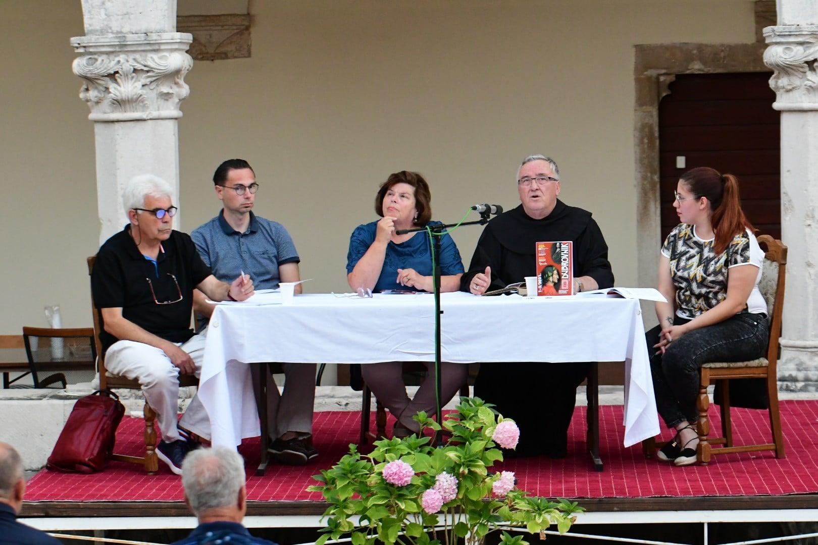 Predstavljanje časopisa Dubrovnik 1-2/2021. održat će se u četvrtak, 1. srpnja 2021., u 20 sati u klaustru Franjevačkog samostana u Rožatu