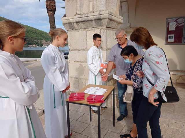 Završetak akcije: Caritasove bilježnice diljem biskupije prenose poruke Ljubavi